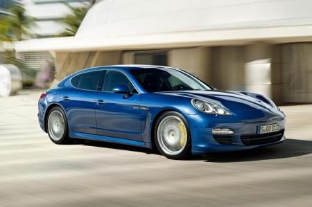Porsche Panamera Hybrid S