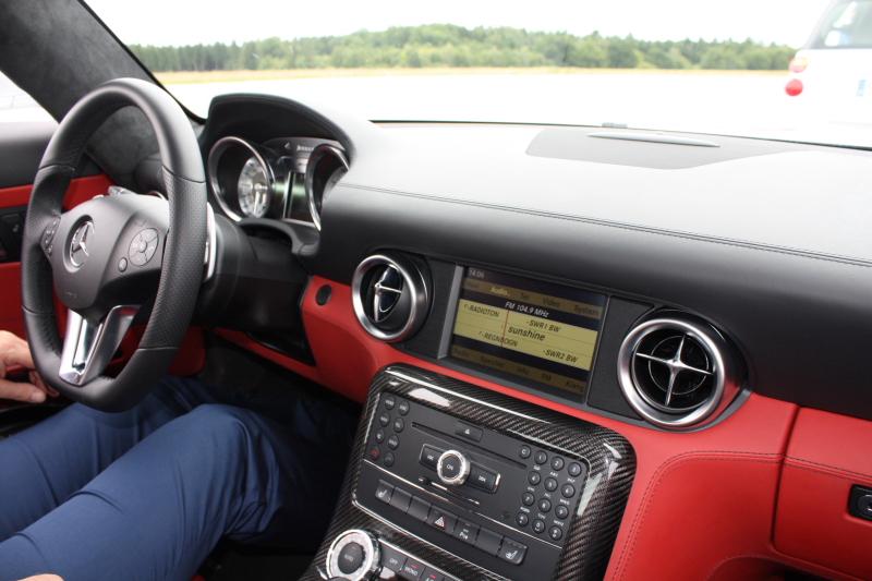 Mercedes-Benz Testfahrten 24
