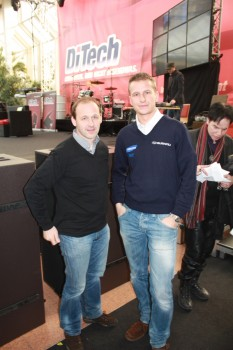 Manfred Stohl Andreas Aigner Racingshow
