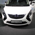 Opel Zafira Tourer Erdgas