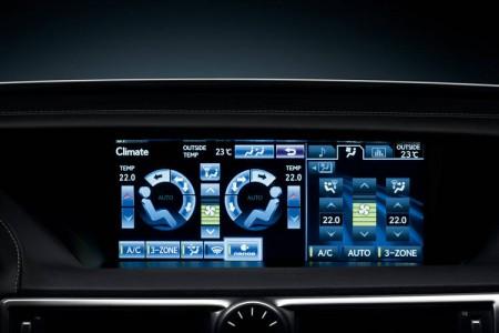 ClimateControl Lexus GS450h
