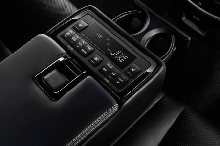 Lexus cgi gs450h Rear Seat Heater
