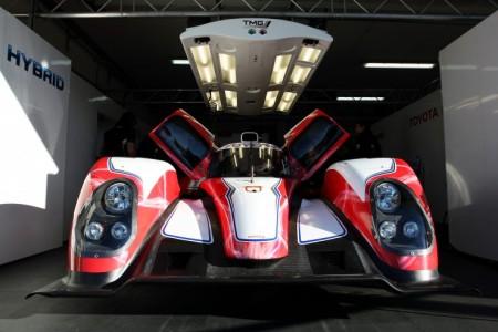 Toyota Hybrid Sportwagen
