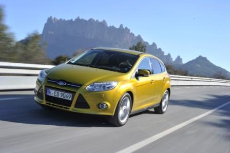 Ford Focus Ecoboost Motor