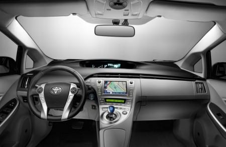 Toyota Prius Hybrid Innenraum