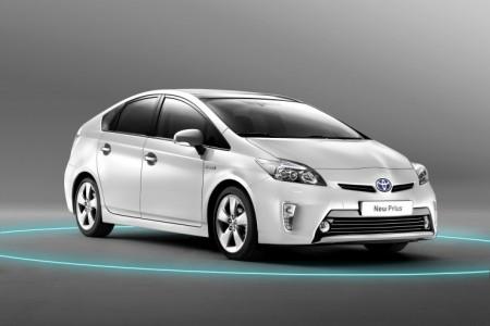 Toyota Prius neu
