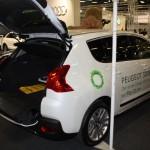 Motomotion Peugeot 3008 Hybrid Heck
