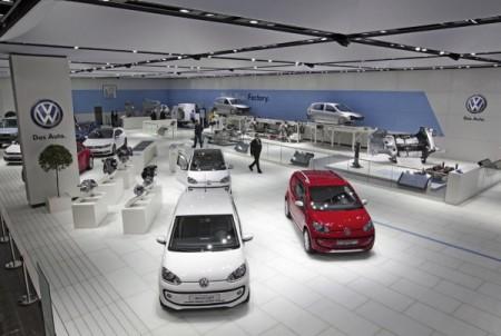 Volkswagen Hannover Messe