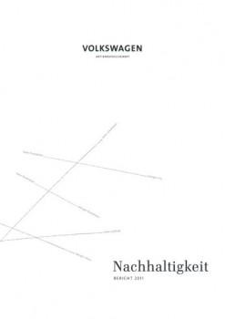 Volkswagen Nachhaltigkeitsbericht 2011