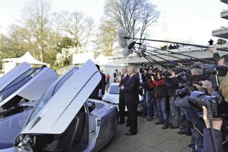 Volkswagen XL 1 Ferdinand Piech