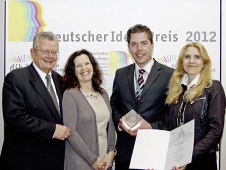 Deutscher Ideen Preis 2012 Volkswagen