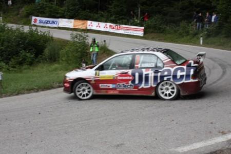 DiTech Racing Schneeberglandrallye 2010 Beppo Harrach