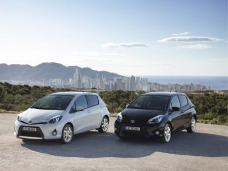 Neuer Toyota Yaris Hybrid