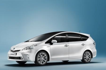 Toyota Prius+ Hybrid