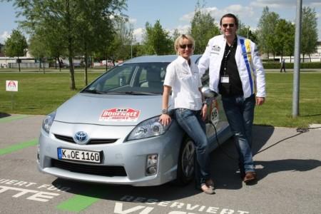Toyota Prius Isolde Holderied Hauke Schrieber