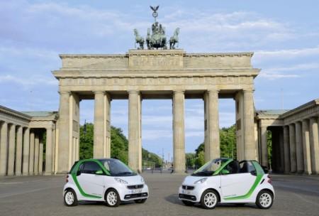 smart ed berlin brandenburger tor cabrio coupe