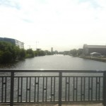 Berlin Fluss Spree