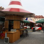 Fischmarkt Hauptplatz Wiener Neustadt