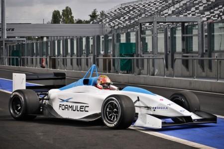Elektro-Formel-1-Formulec