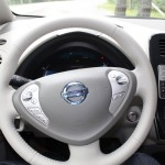 Nissan Leaf Armaturenbrett