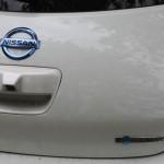 Nissan Leaf Kofferraumdeckel