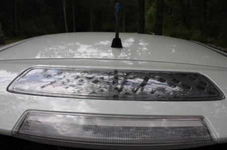 Nissan Leaf Solarpanel