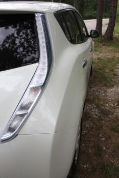 Nissan Leaf Linie