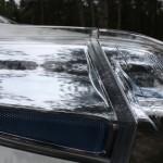 Nissan Leaf Licht