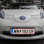 Nissan Leaf Front