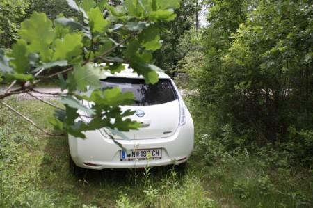 Nissan Leaf Ast