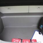 Nissan Leaf Ladevolumen