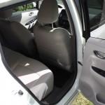 Nissan Leaf Rücksitze