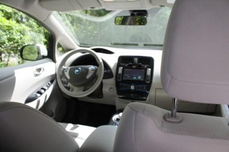 Nissan Leaf Armaturenbrett Elektro