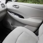 Nissan Leaf Beifahrer