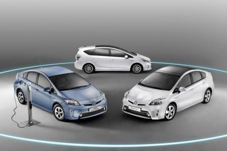 Toyota Prius Familie
