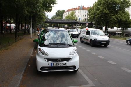 smart fortwo ed Berlin