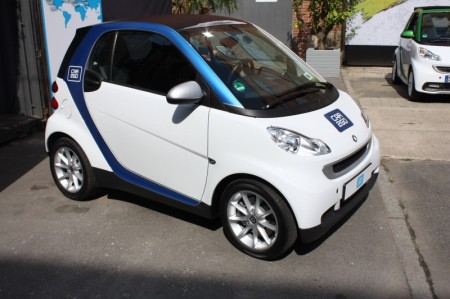 smart fortwo car2go carsharing