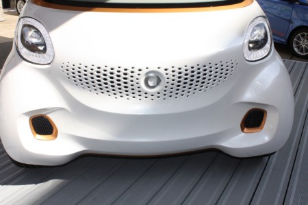 smart forvision Front
