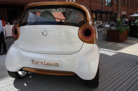 smart forvision Heck