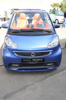 smart fortwo electric drive brabus tailor made