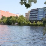 Berlin Spree Fluss