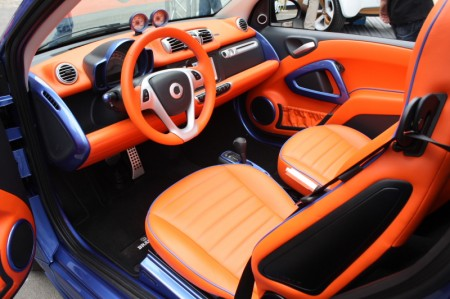 smart fortwo electric drive brabus tailor made ausstattung