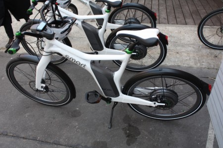 smart ebike Akku Batterie