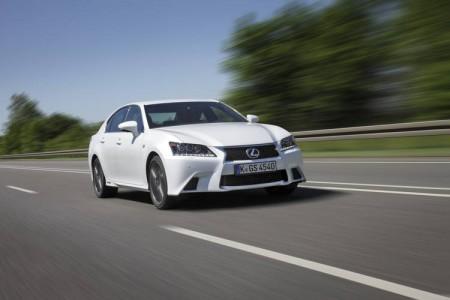Lexus GS 450h F-Sport