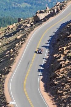 Toyota Pikes Peak Hillclimb