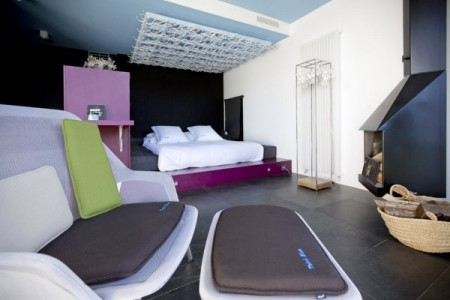 Volkswagen Umwelt Idee Think Blue Urlaub Spanien Hotel