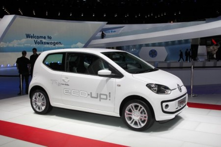 Volkswagen eco up!