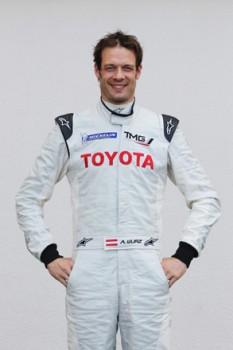 Alexander Wurz Toyota