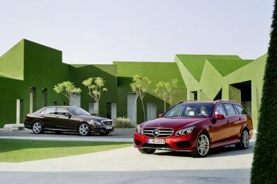 Mercedes-Benz E Klasse neu