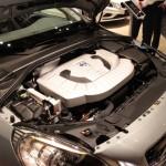 Vienna Autoshow 2013 Volvo V60 Diesel Plug in Hybrid Motor